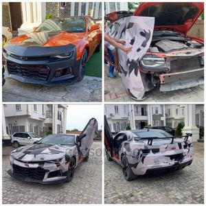 Upgrade Chivrolet Camaro | Automotive Services for sale in Lagos State, Mushin