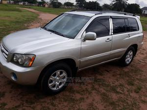 Toyota Highlander 2004 Limited V6 FWD Silver | Cars for sale in Imo State, Owerri