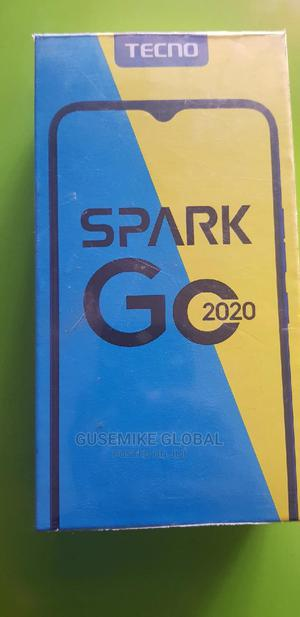 New Tecno Spark Go 2020 32 GB White | Mobile Phones for sale in Lagos State, Agege
