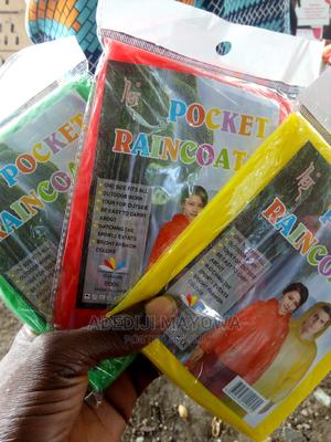 Pocket Raincoat   Clothing for sale in Oyo State, Oluyole