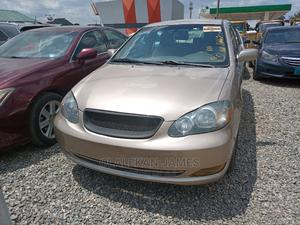 Toyota Corolla 2006 LE Gold | Cars for sale in Lagos State, Alimosho