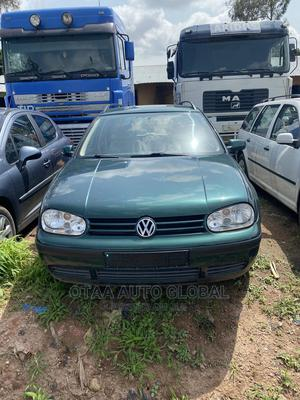 Volkswagen Golf 1999 Green   Cars for sale in Plateau State, Jos