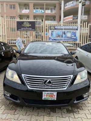 Lexus LS 2011 Black | Cars for sale in Abuja (FCT) State, Gwarinpa