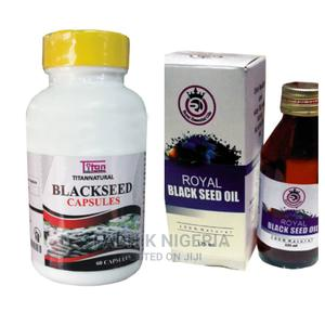 Black Seed Oil | Vitamins & Supplements for sale in Lagos State, Agboyi/Ketu