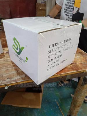 Thermal Paper 57x57 | Stationery for sale in Lagos State, Lagos Island (Eko)