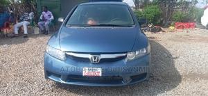 Honda Civic 2009 1.8 Sport Blue   Cars for sale in Abuja (FCT) State, Kubwa