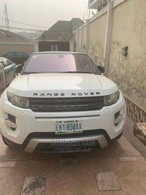 Land Rover Range Rover Evoque 2012 White | Cars for sale in Lagos State, Magodo