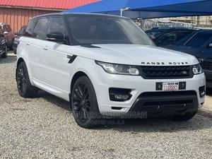 Land Rover Range Rover Sport 2018 HSE White | Cars for sale in Abuja (FCT) State, Jahi