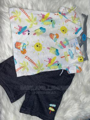 Two Pieces Tees and Beautiful Short | Children's Clothing for sale in Edo State, Benin City
