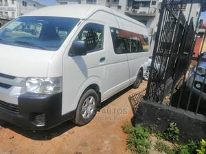 2017 Toyota Hiace Bus. | Buses & Microbuses for sale in Lagos State, Ikeja