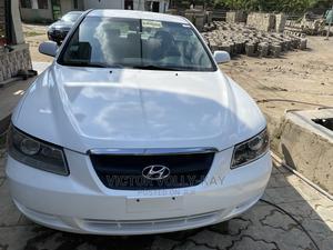 Hyundai Sonata 2008 2.4 Automatic White | Cars for sale in Oyo State, Ibadan