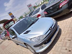 Peugeot 206 2005 1.4 Grand Filou 88 Silver | Cars for sale in Kano State, Nasarawa-Kano
