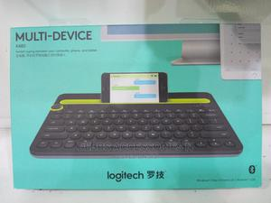 Logitech K480 Bluetooth Keyboard | Computer Accessories  for sale in Lagos State, Ikeja