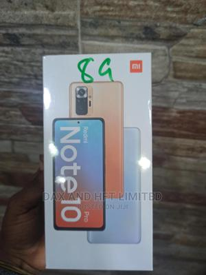 New Xiaomi Redmi Note 10 Pro 128 GB | Mobile Phones for sale in Lagos State, Victoria Island