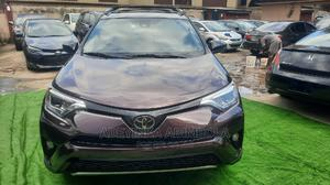 Toyota RAV4 2017 SE AWD (2.5L 4cyl 6A)   Cars for sale in Lagos State, Ikeja