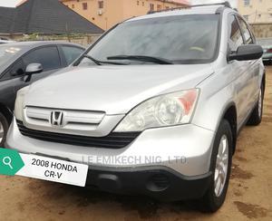 Honda CR-V 2008 Silver | Cars for sale in Abuja (FCT) State, Nyanya