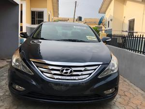 Hyundai Sonata 2011 Black | Cars for sale in Lagos State, Alimosho