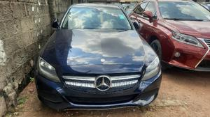 Mercedes-Benz C300 2016 Blue | Cars for sale in Lagos State, Ikeja