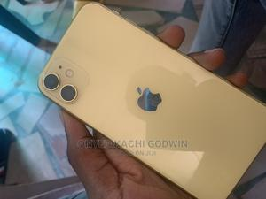 Apple iPhone 11 128 GB Yellow | Mobile Phones for sale in Abia State, Aba North