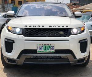 Land Rover Range Rover Evoque 2014 White | Cars for sale in Lagos State, Ikeja