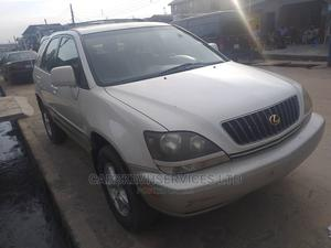 Lexus RX 2000 White   Cars for sale in Lagos State, Ikeja