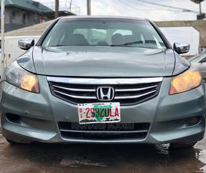 Honda Accord 2010 Sedan EX Automatic Gray | Cars for sale in Lagos State, Ikeja
