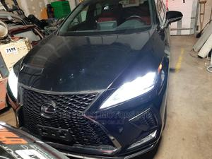 Lexus RX 2021 350 4WD Black   Cars for sale in Lagos State, Apapa