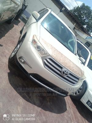 Toyota Highlander 2014 White | Cars for sale in Lagos State, Abule Egba