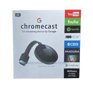 Chromecast Wireless Display Dongle   Accessories & Supplies for Electronics for sale in Lagos State, Yaba