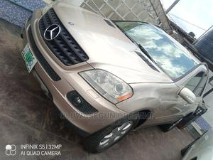Mercedes-Benz M Class 2007 ML 350 4Matic Gold | Cars for sale in Lagos State, Ikeja