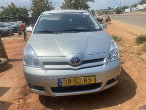 Toyota Corolla 2005 Verso 2.0 D-4d Silver | Cars for sale in Lagos State, Ikorodu