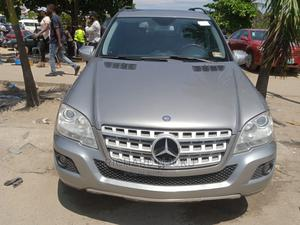 Mercedes-Benz M Class 2010 ML 350 4Matic Silver | Cars for sale in Lagos State, Amuwo-Odofin
