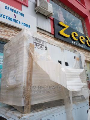20kva Generator Perkins Soundproof | Electrical Equipment for sale in Jigawa State, Garki