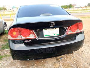 Honda Civic 2007 Black   Cars for sale in Abuja (FCT) State, Gudu