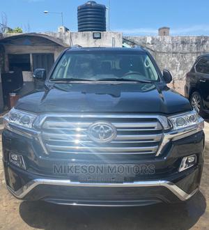 Toyota Land Cruiser 2017 4.0 V6 GXR Black | Cars for sale in Lagos State, Apapa