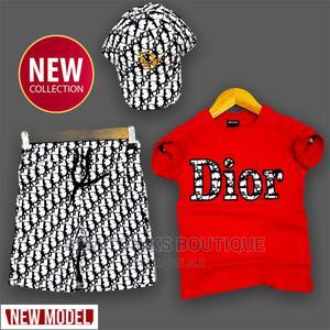 Kids Dior Short | Children's Clothing for sale in Lagos State, Oshodi