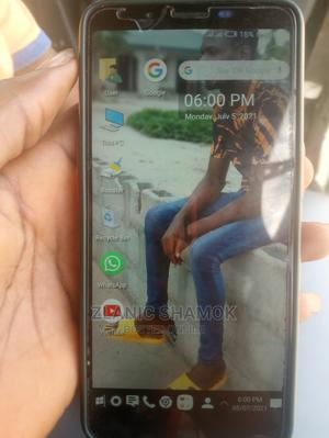 Infinix Hot 6 16 GB Black | Mobile Phones for sale in Lagos State, Ibeju