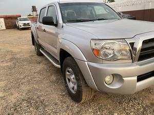 Toyota Tacoma 2006 PreRunner Access Cab Silver | Cars for sale in Abuja (FCT) State, Kaura