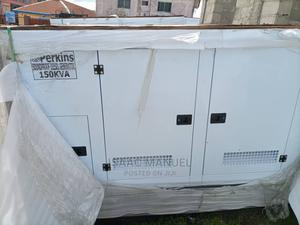 150kva Perkins Diesel Soundproof Generator   Electrical Equipment for sale in Lagos State, Ojo