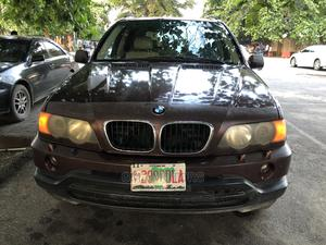 BMW X5 2003 3.0i Brown | Cars for sale in Lagos State, Ikeja