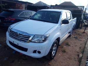 Toyota Hilux 2003 White | Cars for sale in Delta State, Oshimili North