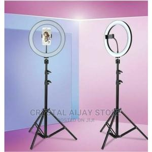 10inches Tripod Stand With Selfie Ring Light | Accessories & Supplies for Electronics for sale in Lagos State, Ogba