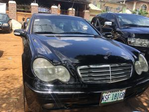 Mercedes-Benz C240 2003 Black   Cars for sale in Lagos State, Alimosho