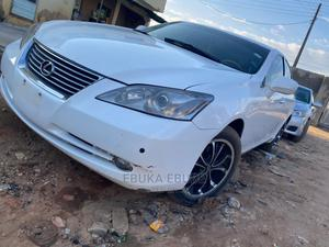 Lexus ES 2008 350 Silver | Cars for sale in Lagos State, Alimosho