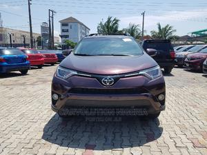 Toyota RAV4 2017 XLE AWD (2.5L 4cyl 6A) Brown | Cars for sale in Lagos State, Lekki