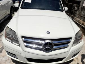 Mercedes-Benz GLK-Class 2011 350 4MATIC White | Cars for sale in Lagos State, Ajah