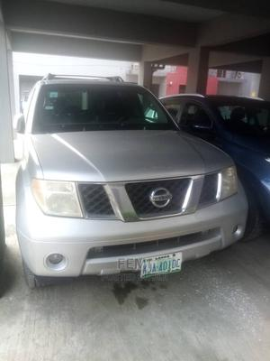 Nissan Pathfinder 2005 Silver | Cars for sale in Lagos State, Lekki