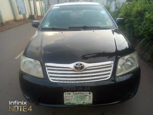 Toyota Corolla 2007 1.8 VVTL-i TS Black | Cars for sale in Enugu State, Enugu