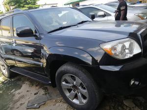 Toyota 4-Runner 2008 Black | Cars for sale in Lagos State, Ojodu