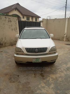 Lexus RX 2000 White   Cars for sale in Lagos State, Ifako-Ijaiye